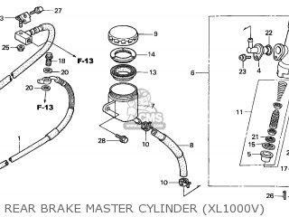 Honda XL1000V VARADERO 2005 (5) EUROPEAN DIRECT SALES