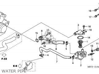 Honda XL1000V VARADERO 2006 (6) ENGLAND parts lists and