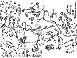 Honda XL1000V VARADERO 2008 (8) IRELAND parts lists and