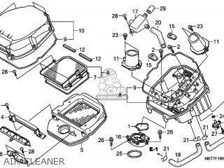 Honda XL1000V VARADERO 2009 (9) ENGLAND / MKH parts lists
