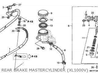 Honda XL1000V VARADERO 2009 (9) EUROPEAN DIRECT SALES