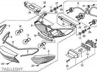 Honda XL1000V VARADERO 2010 (A) FRANCE / CMF parts lists