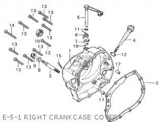 Honda XL125K2 U.S.A parts lists and schematics