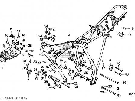 Honda XL125S 1979 (Z) AUSTRALIA / KPH parts lists and