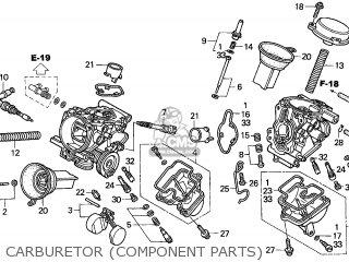 Honda Xl125v Varadero 2002 (2) European Direct Sales parts