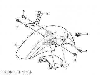 Honda XL125V VARADERO 2006 (6) EUROPE parts lists and