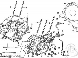 Honda Xl125v Varadero 2009 (9) England / Type 2 Mkh parts