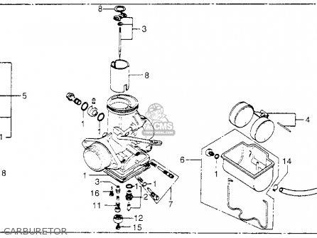Honda Xl175 1976 Usa parts list partsmanual partsfiche