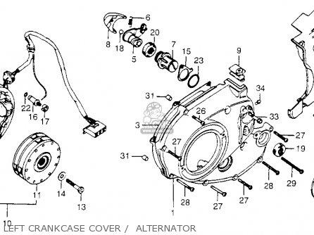 Honda 175 Wiring Diagram Suzuki Vl1500 Wiring Diagram