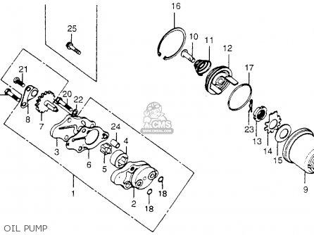 Honda Cb 175 Wiring Diagram Honda CB 500 1979 Wiring