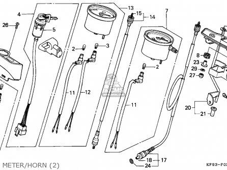 Honda Xl185s 1987 Australia parts list partsmanual partsfiche