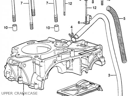 Honda Xr70 Parts Diagram, Honda, Free Engine Image For