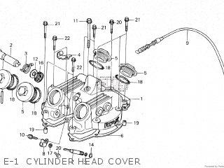 Honda XL250R 1985 (F) parts lists and schematics