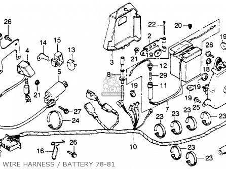 1981 Honda Xl250s Wiring Diagram, 1981, Free Engine Image