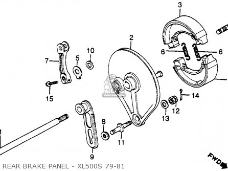 Wiring Diagram Honda Nsr 125 Honda Elite 80 Wiring Diagram