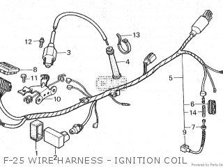 Honda XL600L 1985 (F) parts lists and schematics