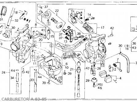 1985 honda xl600r wiring diagram