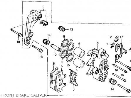 Honda Xl600v Transalp 1990 (l) Usa parts list partsmanual