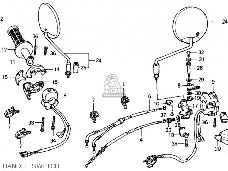 1982 Honda Xr80 Wiring Diagram Honda XR80 Timing Wiring