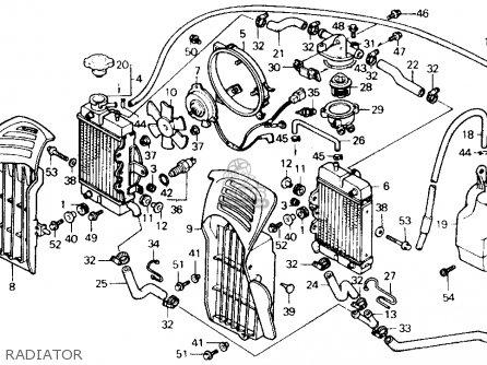 Honda XL600V TRANSALP 1990 (L) USA parts lists and schematics