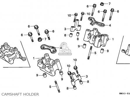 Honda Xl600v Transalp 1992 (n) France / Yb parts list