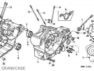 Honda Xl600v Transalp 1998 (w) Germany / Kph 34p parts