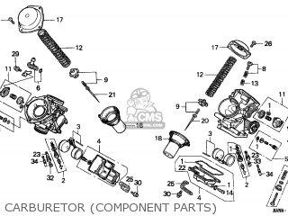 Honda XL600V TRANSALP 1998 (W) GERMANY / KPH parts lists