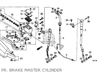Honda XL600V TRANSALP 1999 (X) FRANCE / CMF KPH 50T parts