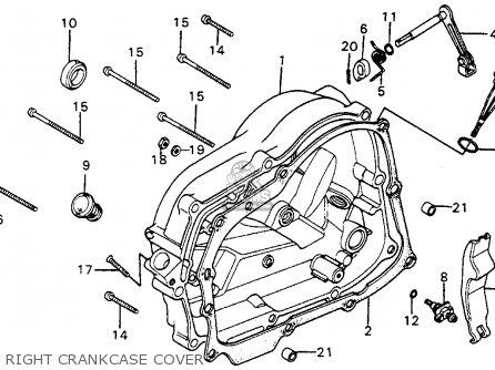 Honda XL75 1979 (Z) USA parts lists and schematics