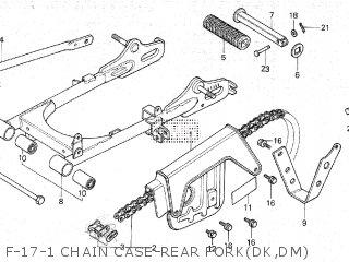 Honda XL80S 1980 (A) CANADA parts lists and schematics