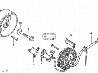 Honda XLR200R 1993 (P) JAPAN MD29-100 parts lists and