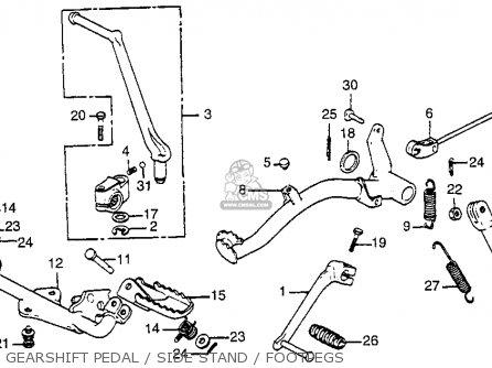 Honda 450 Nighthawk Wiring Diagram Honda Nighthawk Air