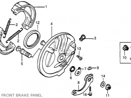 Honda 90cc Wiring Diagram Honda Scooter Wiring Diagram