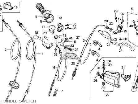 Polaris 400 4x4 2 Stroke Wiring Diagram Polaris 4x4 ATV