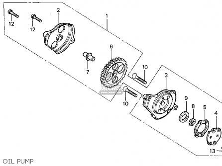 Honda Xr100r Carburetor Diagram, Honda, Free Engine Image
