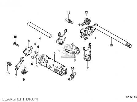 Honda XR100R 2000 (Y) EUROPEAN DIRECT SALES parts lists