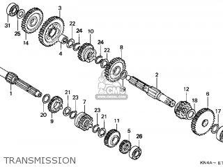 Honda XR100R 2001 (1) USA parts lists and schematics