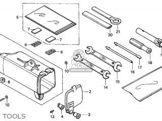 Honda XR125L 2003 (3) ENGLAND / MKH parts lists and schematics