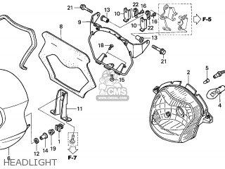 Honda XR125L 2003 (3) EUROPEAN DIRECT SALES parts lists
