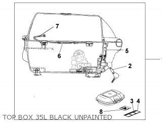 Honda XR125L 2005 (5) FRANCE parts lists and schematics