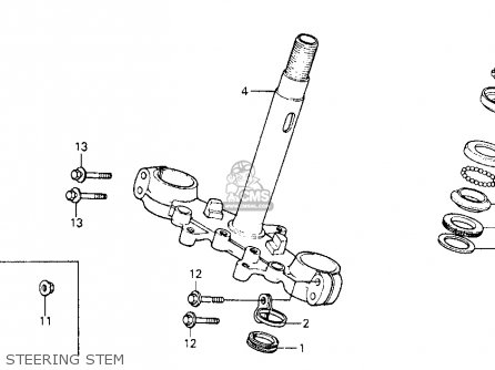 Honda Xr200 Engine Honda NX250 Engine Wiring Diagram ~ Odicis
