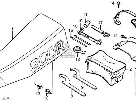 1980 Honda Xr200 Wiring Diagram 1983 Honda Xr200 Wiring
