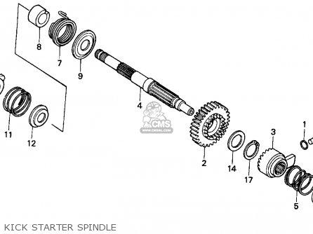 Honda XR200R 1996 (T) USA parts lists and schematics