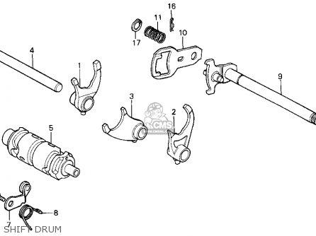 Honda Xr200r 1999 (x) Usa parts list partsmanual partsfiche