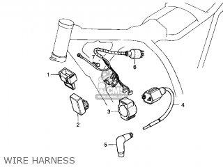 Honda XR200R 2002 (2) USA parts lists and schematics