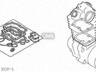 Honda XR250 2006 (6) JAPAN MD30-190 parts lists and schematics