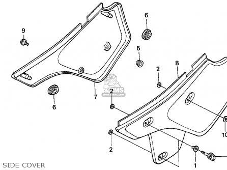 Honda Xr650l Fuse Box Replacement Honda Cargo Cover Wiring