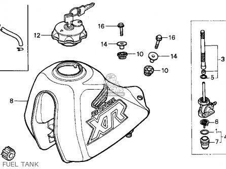 1996 Honda Cr125 Wiring Diagram