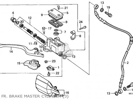 Honda Xr 80 Wiring Diagram Honda CT 70 Wiring Diagram ~ ODICIS