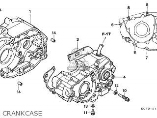 Honda Xr250r 1998 (w) European Direct Sales / Mm parts